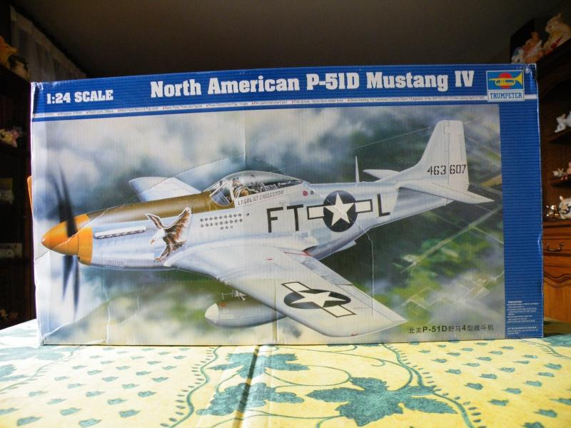 P 51D Mustang IV Trumpeter 1/24 P-51d_10