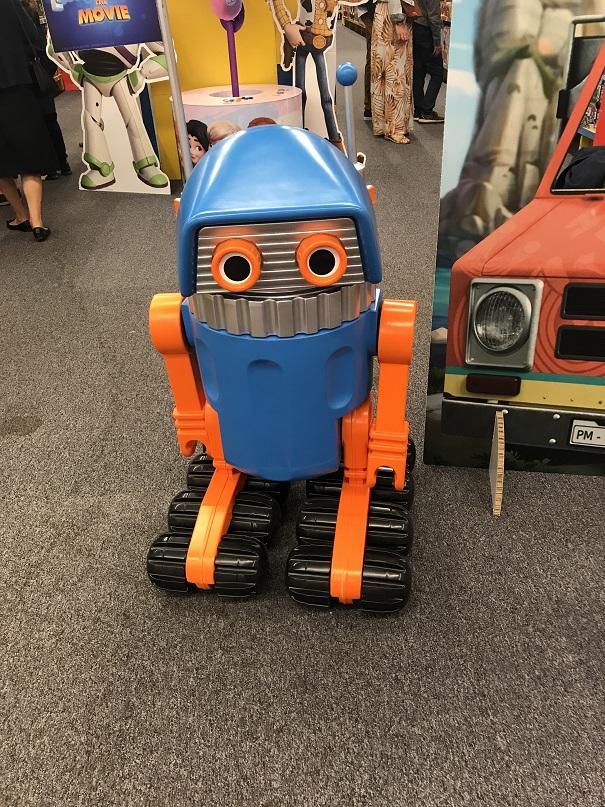 Playmobil Thème espace : Les robots Img_0513