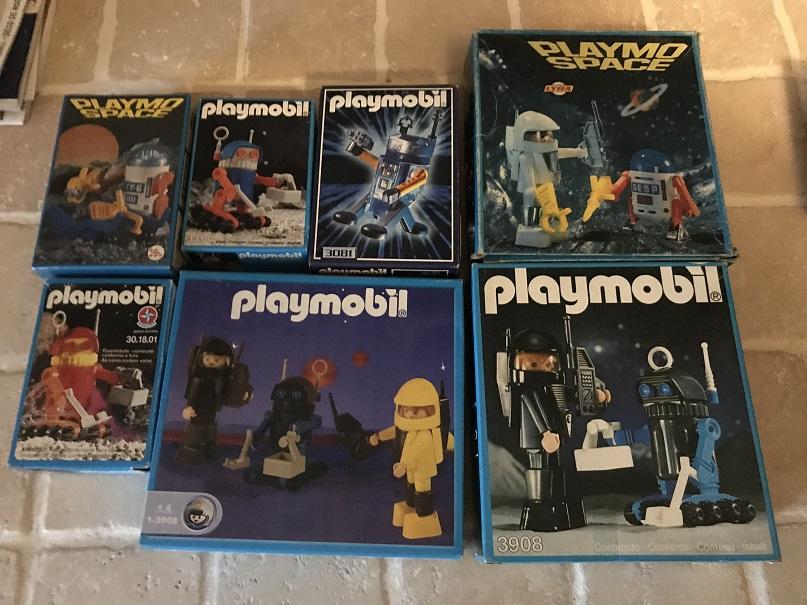 Playmobil Thème espace : Les robots Img_0914