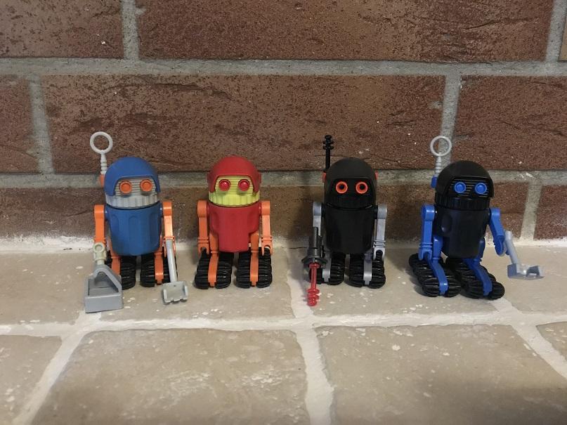 Playmobil Thème espace : Les robots Img_0915