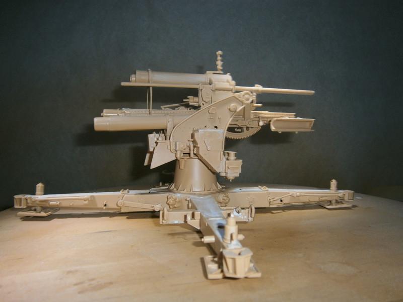 8,8cm Flak 36, Merit / 1:18 Pa040010