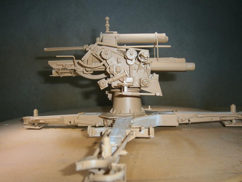 8,8cm Flak 36, Merit / 1:18 Pa040012