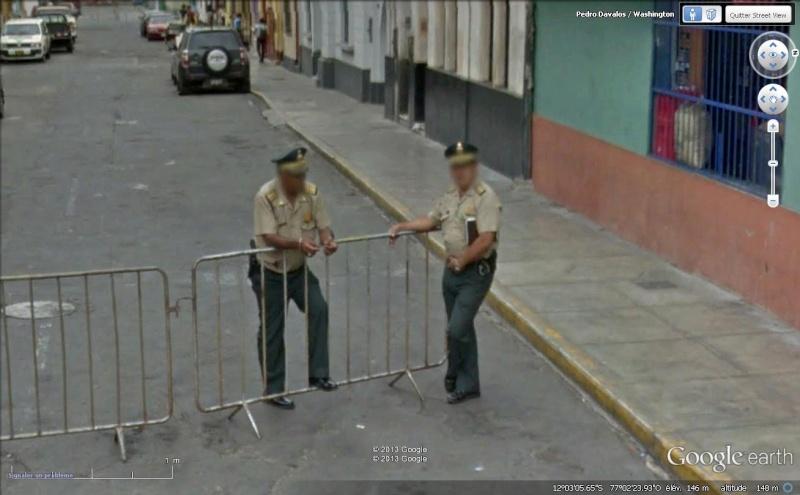 Street View : Bienvenue à Lima Cout9p10