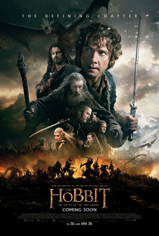 [Film III] The Hobbit: The Battle of the Five Armies Battle10