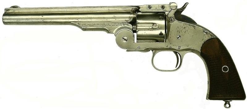 [Résolu] Revolver Smith & Wesson de série ou customisation ? 2a11cb10