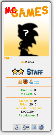 McGames™ - Portal Perfil10