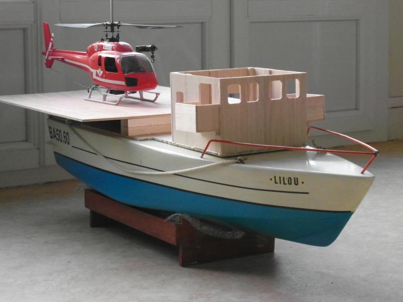 SAR 47N1 et N2 : navire porte-hélicoptère et vedette rapide - Page 6 Sam_4221