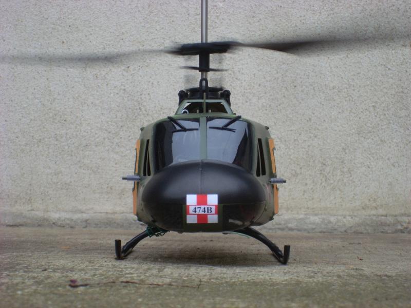 SAR 474 Bravo : Bell UH-1B version CombatSAR Sl384817
