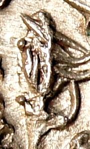 Rubans sur Antoninien de Postume Rubans10