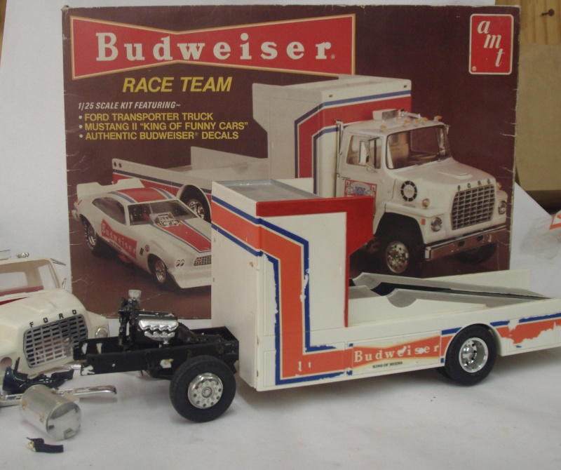 FORD C600 RACE CAR HAULER 111
