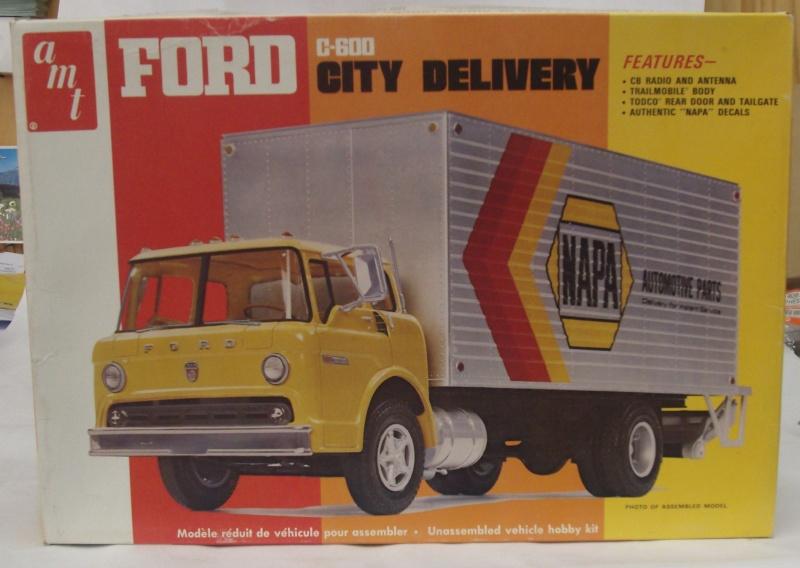 FORD C600 RACE CAR HAULER 211