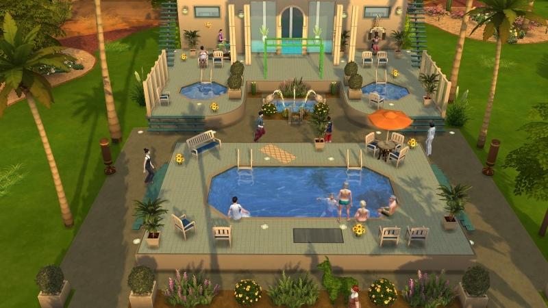 POOLS! Cannot swim. 11-04-11