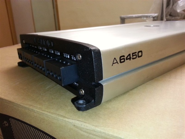 JL Audio A6450 6-Channel Power Amp (Sold) 20130821