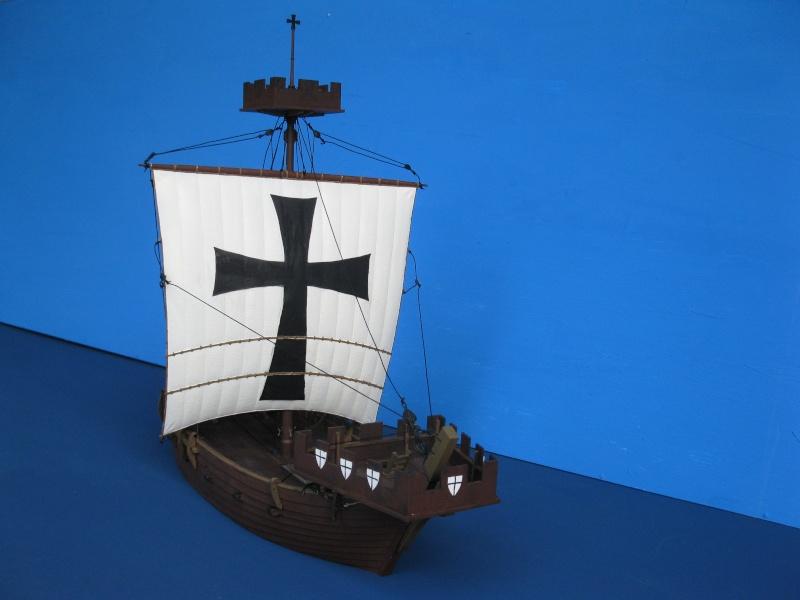 Schiff von Zvezda--Plastik--1/72--Kogge-- Img_0613