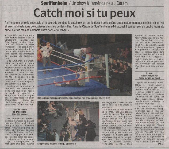 SPIKE BONES - Belgian Pro Wrestler Journa10