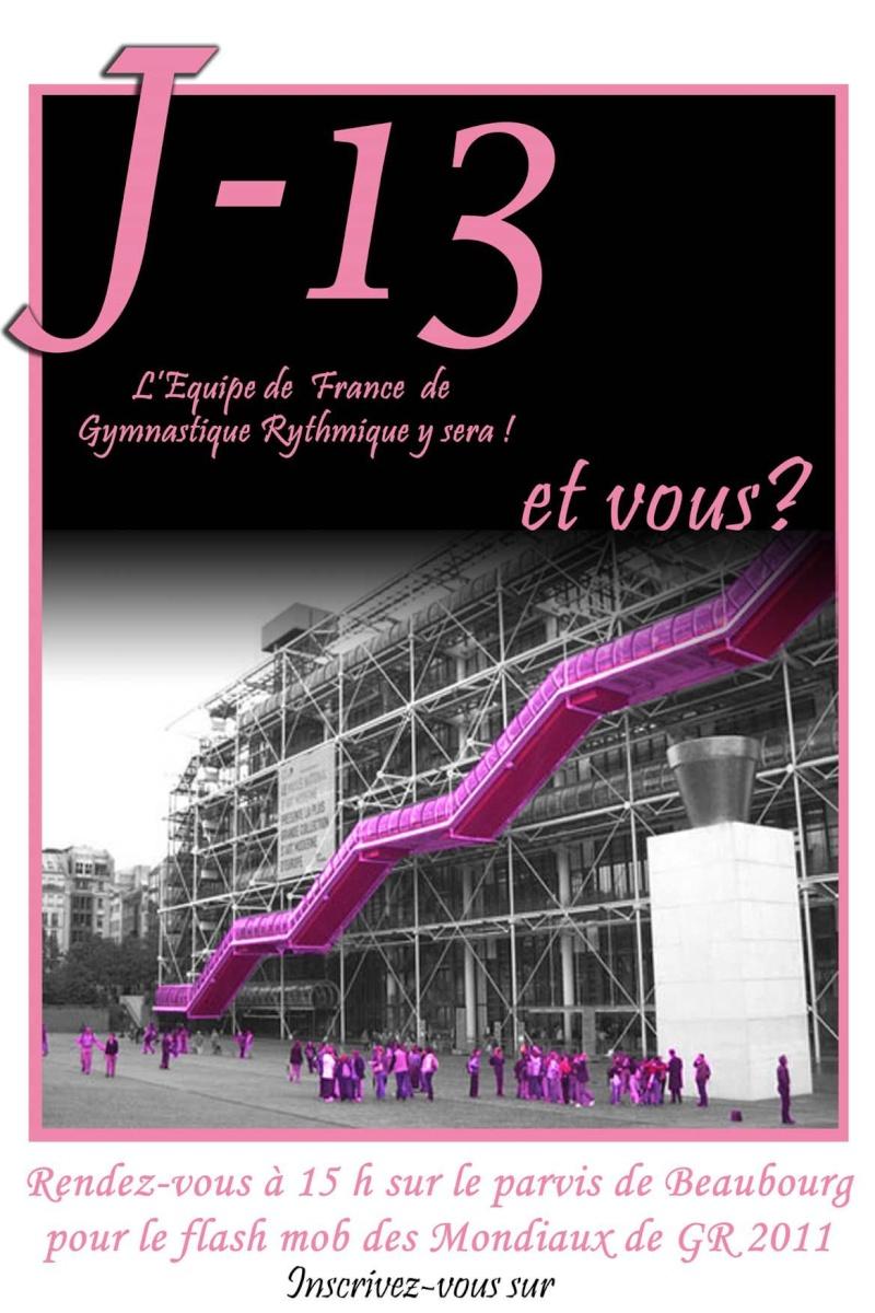 FLASH MOB du Mondial 2011 - Page 2 J-1310