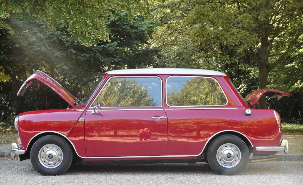 Rover Cooper 91 et Leyland 1100 77 et Riley Elf 67 - Page 9 Sam_3410