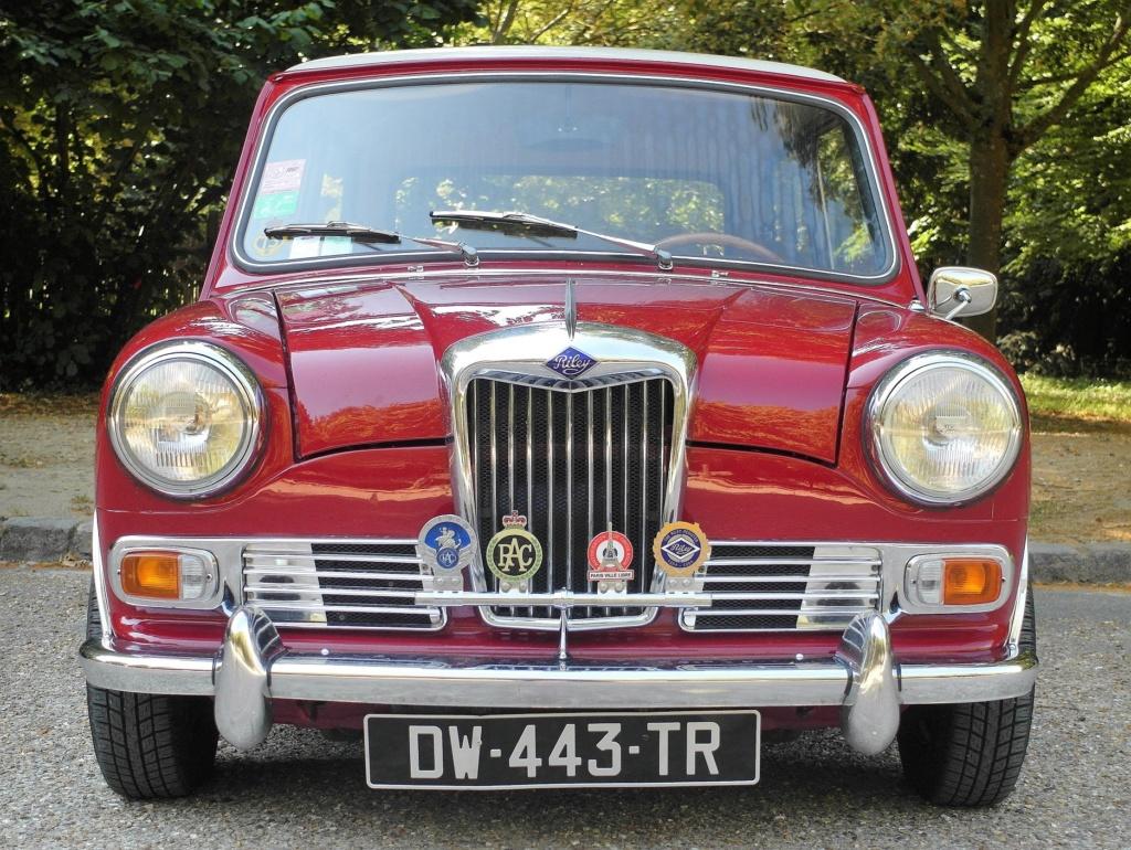 Rover Cooper 91 et Leyland 1100 77 et Riley Elf 67 - Page 9 Sam_3411