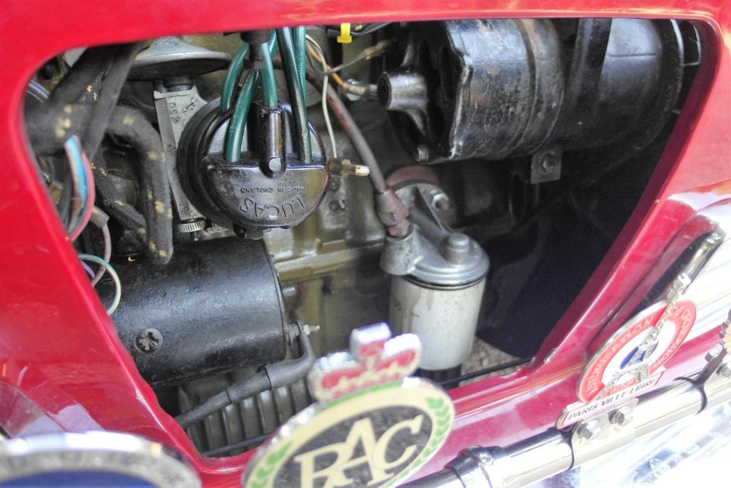 Rover Cooper 91 et Leyland 1100 77 et Riley Elf 67 - Page 9 Sam_3412