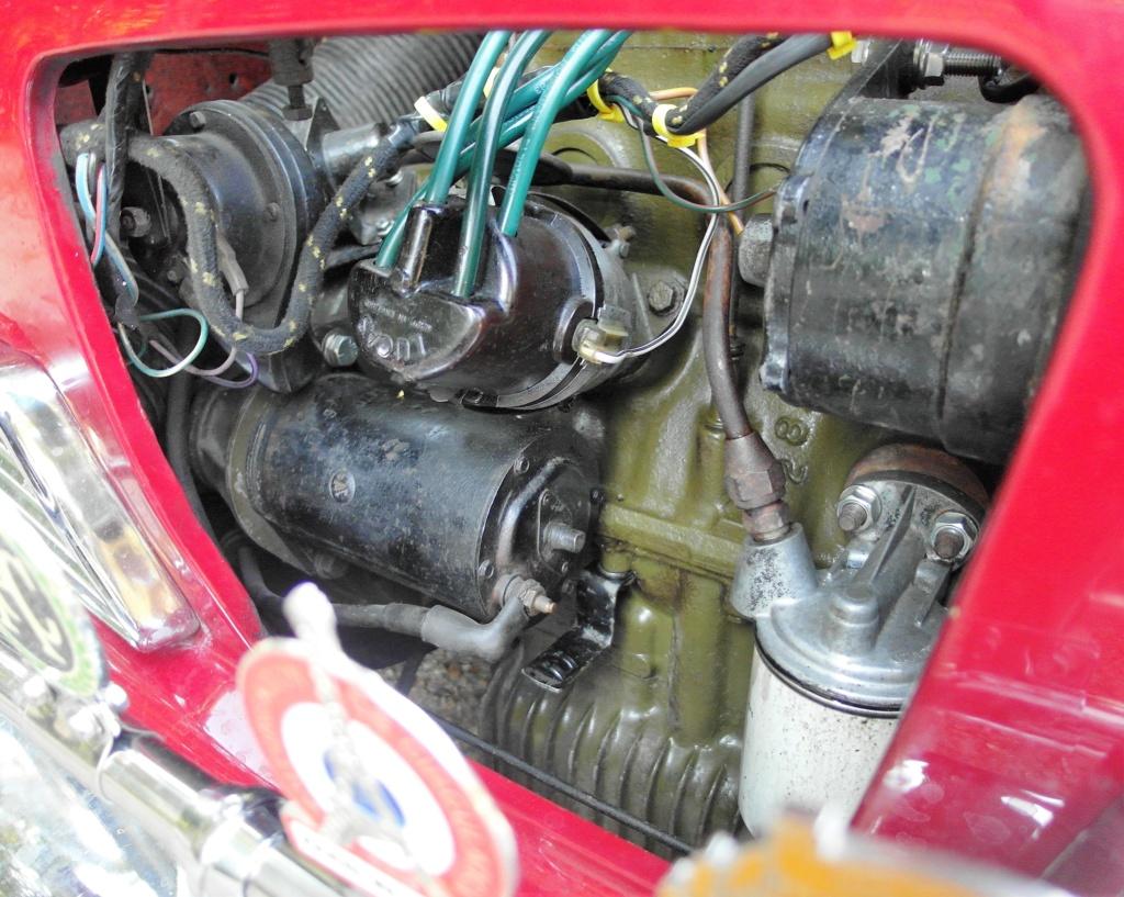 Rover Cooper 91 et Leyland 1100 77 et Riley Elf 67 - Page 9 Sam_3413