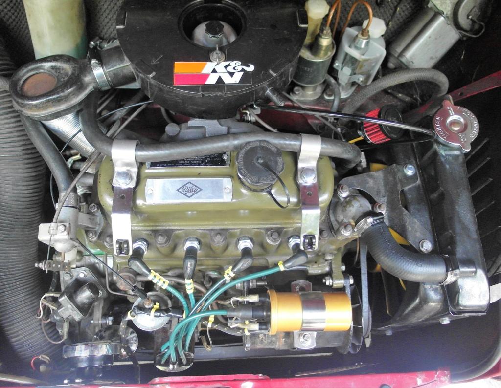 Rover Cooper 91 et Leyland 1100 77 et Riley Elf 67 - Page 9 Sam_3511