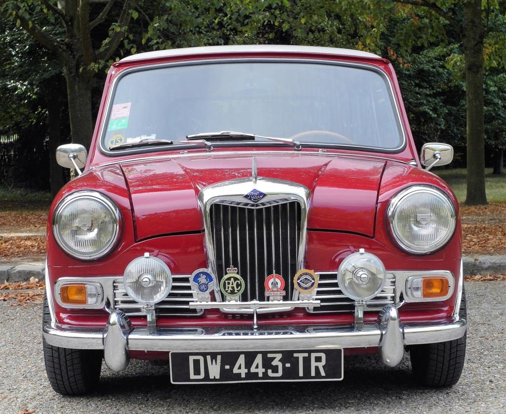Rover Cooper 91 et Leyland 1100 77 et Riley Elf 67 - Page 9 Sam_3610