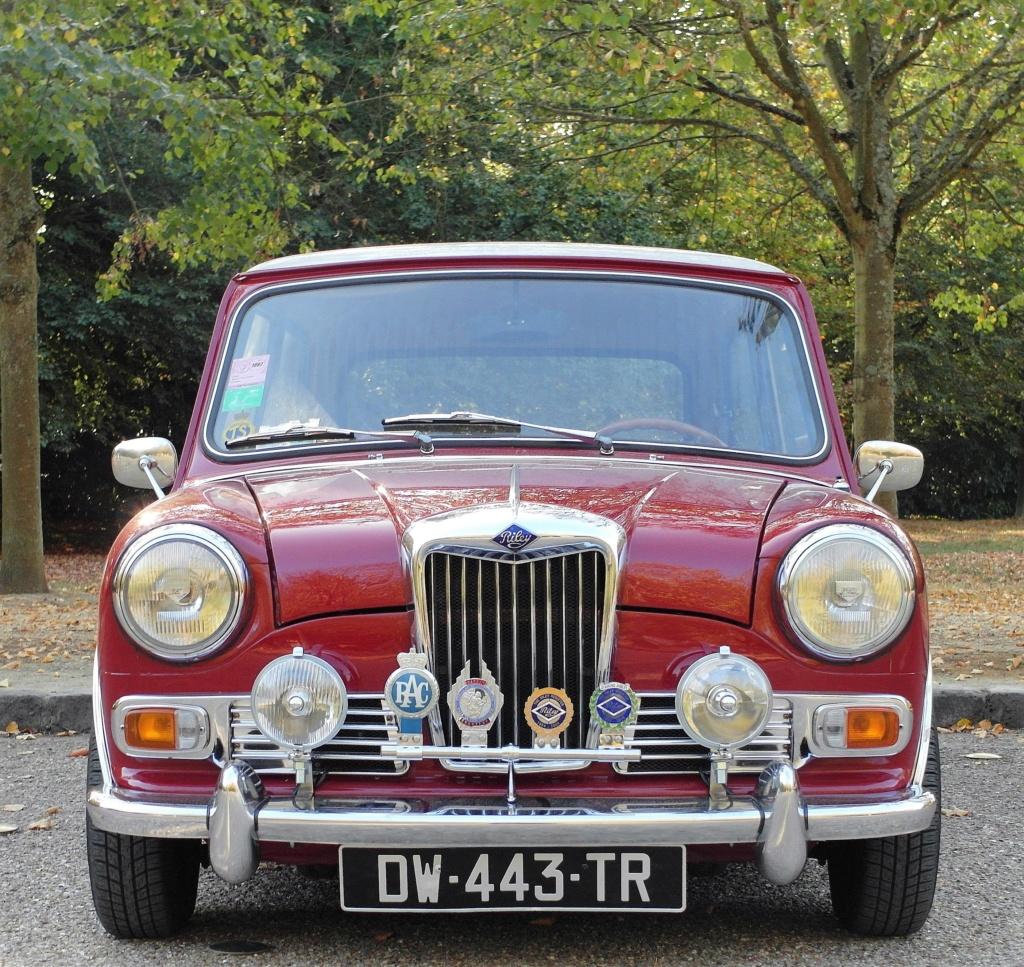 Rover Cooper 91 et Leyland 1100 77 et Riley Elf 67 - Page 9 Sam_3613