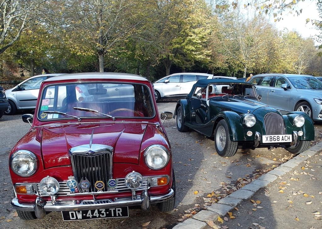 Rover Cooper 91 et Leyland 1100 77 et Riley Elf 67 - Page 9 Sam_3614