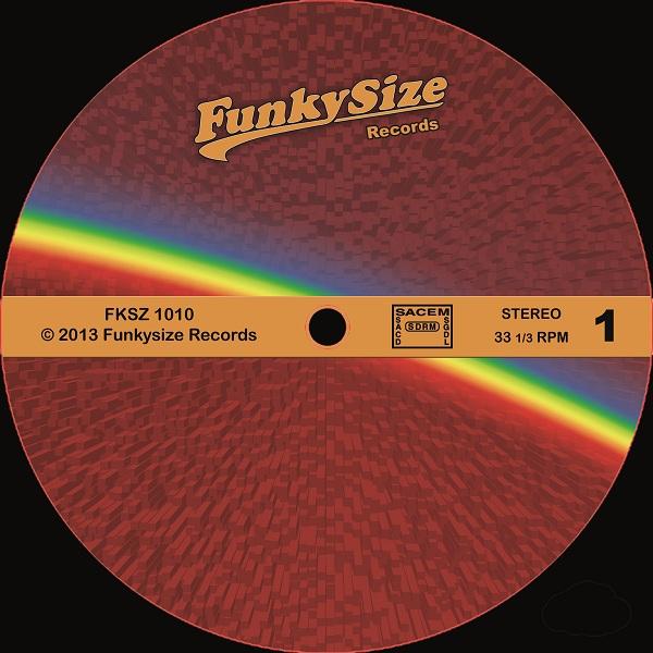 Funkysize Records (Label 100% Funk) New_ma10