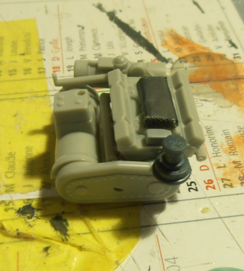 PBR 31 MkII 1/35eme. La peinture. P8270621