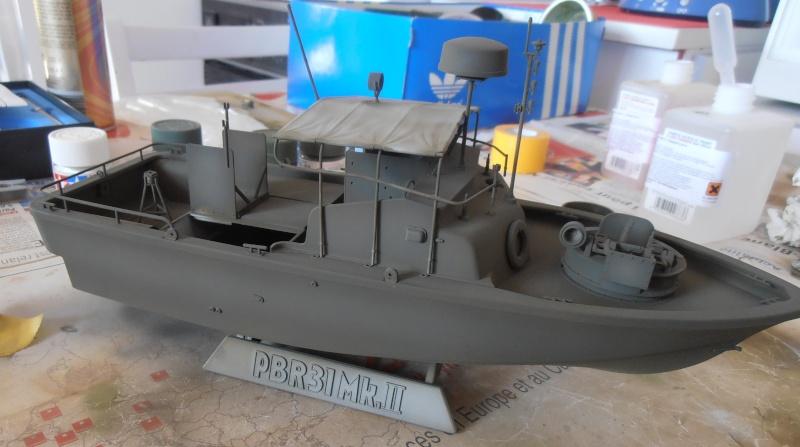 PBR 31 MkII 1/35eme. La peinture. P8280610