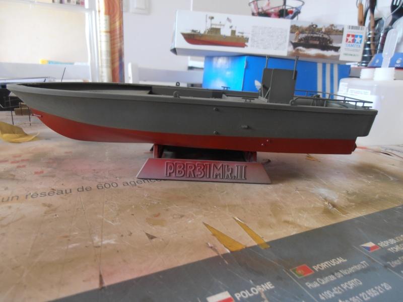 PBR 31 MkII 1/35eme. La peinture. P8280711
