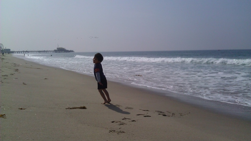A day at the beach! Andrew10
