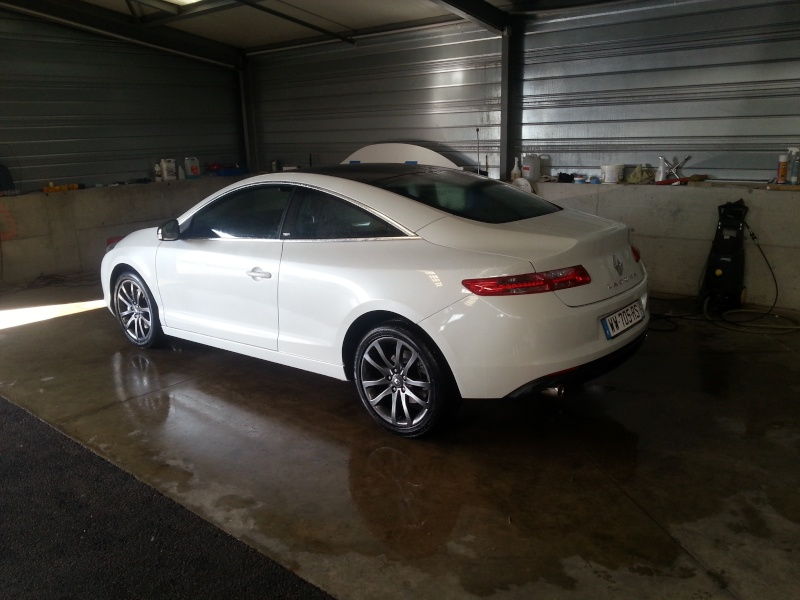 [Cédric68] Laguna III coupé GT 4Control 2,0 dCi 180  - Page 3 20130313