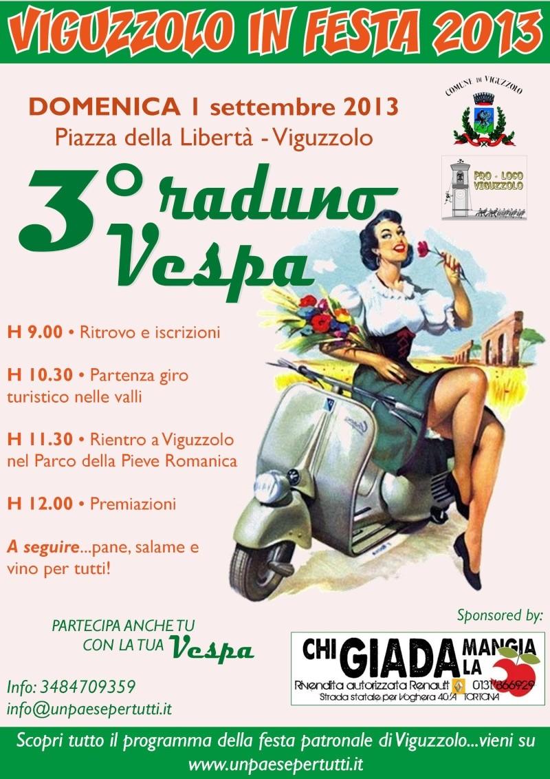 1° Settembre Vesparaduno di Viguzzolo (AL) Locand10