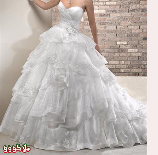 فساتين جديدة للعرائس  13458710