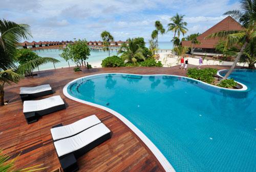 أجمل فنادق جزر المالديف 219