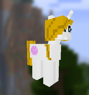 Minecraft MLP Show us your stylish self  Poony10