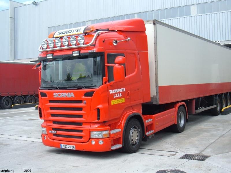 Transports L.T.R.B (Logistique Transports Routiers Burglen)(Cernay, 68) 03711