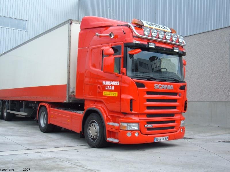 Transports L.T.R.B (Logistique Transports Routiers Burglen)(Cernay, 68) 03811