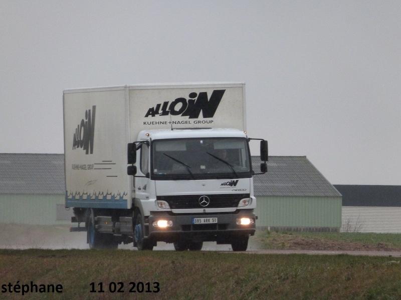 Alloin (Groupe Kuehne & Nagel)(Villefranche sur Saone, 69) - Page 2 P1060752