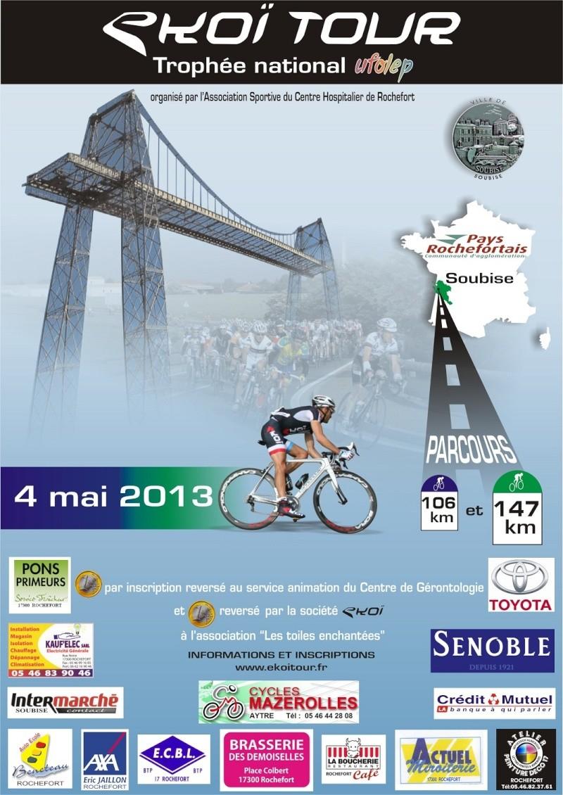 04/05 Ekoi Tour Trophée national - Soubise (17) Affich11