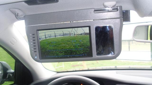PHOTOS DES PARE SOLEILS avec écrans intégrés! A2510
