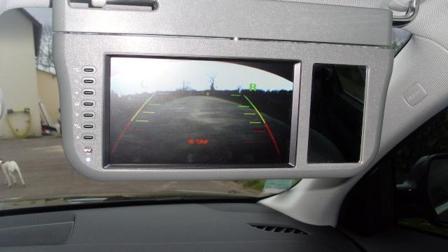 PHOTOS DES PARE SOLEILS avec écrans intégrés! A2610