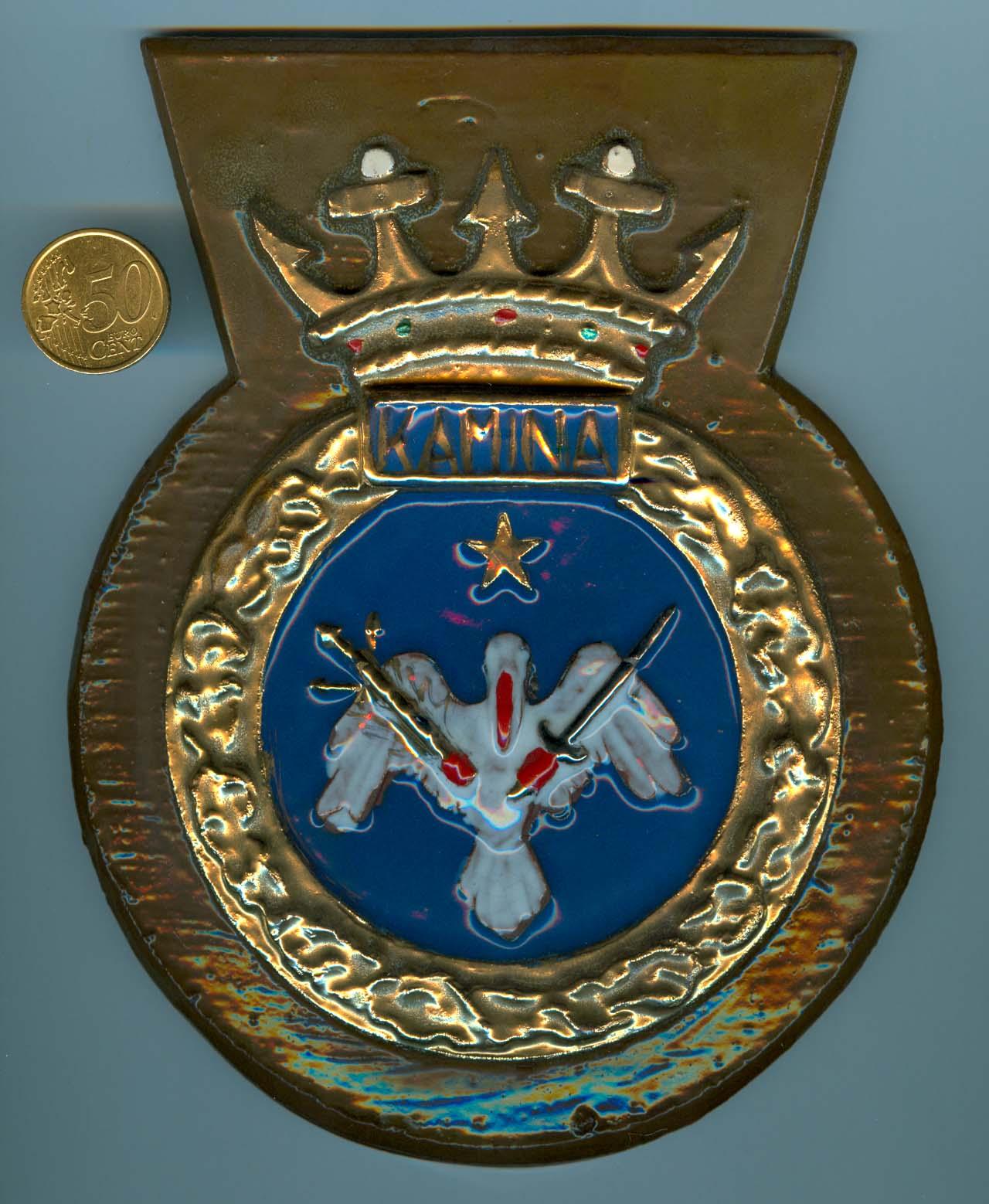 crest du KAMINA Crestk15