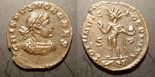 Les monnaies d'Eltom Crispu10