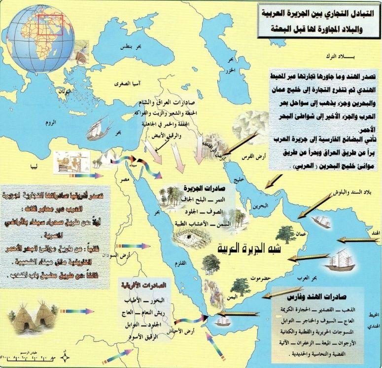 Retour à la naissance du prophète Mohammed (صلى الله عليه و سلم), description de sa jeunesse et des événements important qui précédèrent la révélation. 31564510