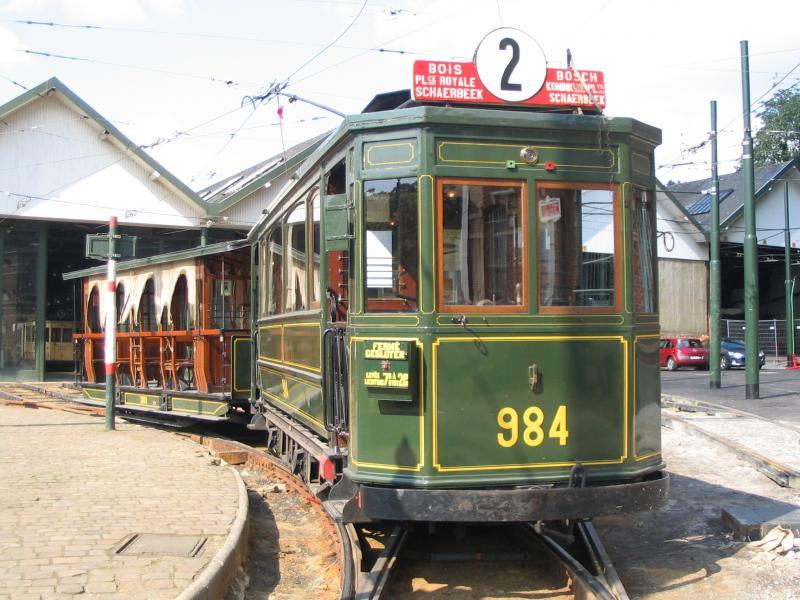 Les Trams de Verviers et sa région (souvenirs...) 1910
