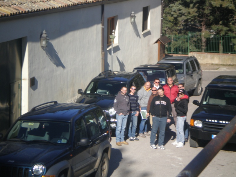 1° Raduno Kj Siculo - Ficuzza (Corleone) P2060027