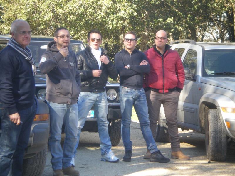 1° Raduno Kj Siculo - Ficuzza (Corleone) P2060030
